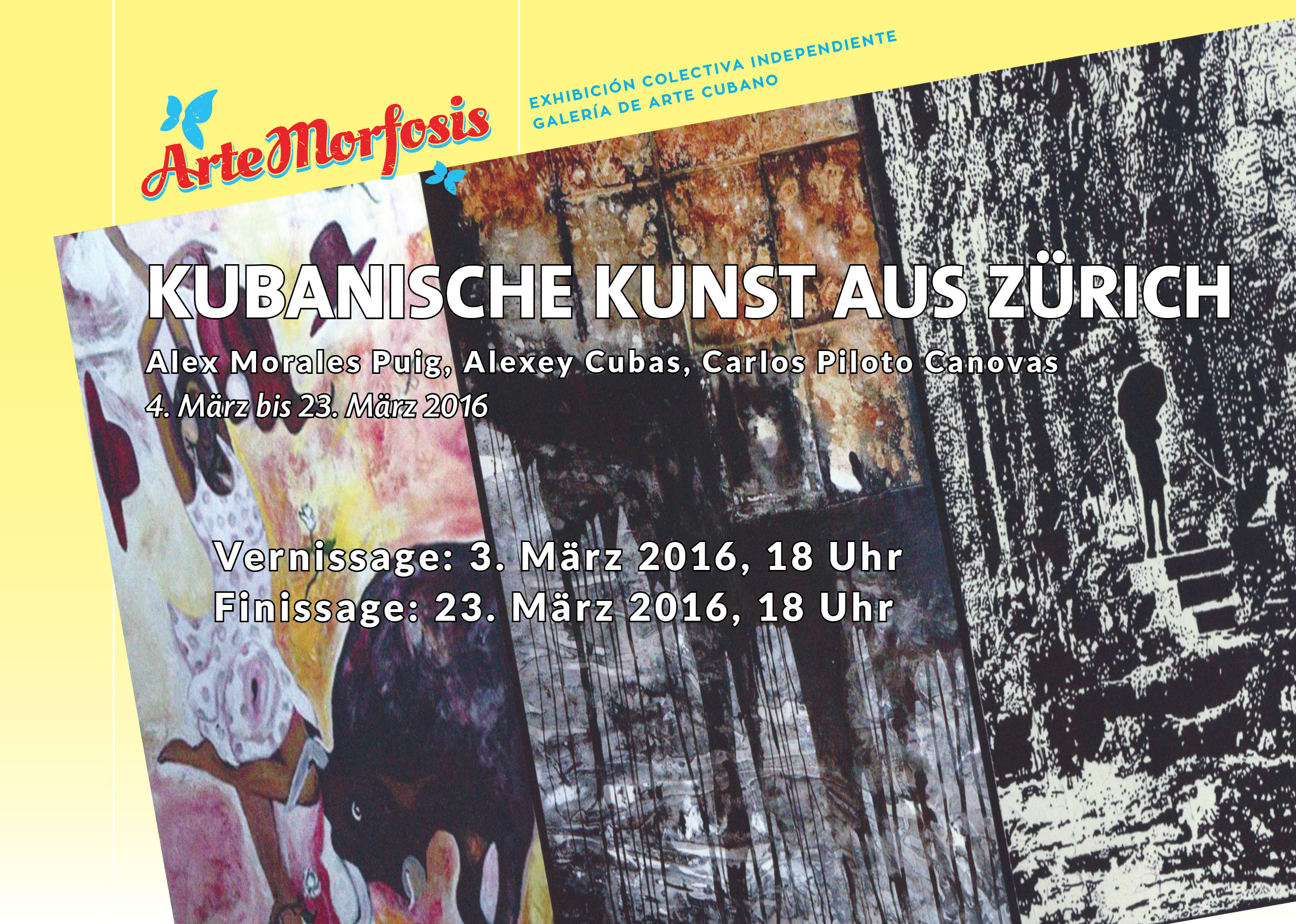 Cuban Art Made in Zurich