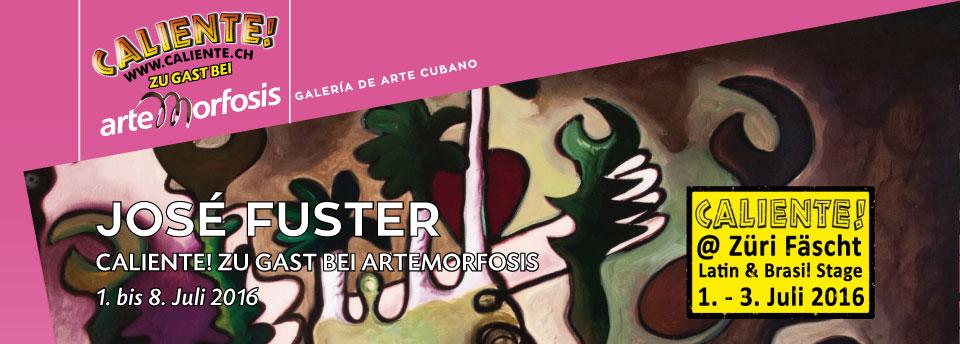 José Fuster: Festival Caliente! visiting ArteMorfosis