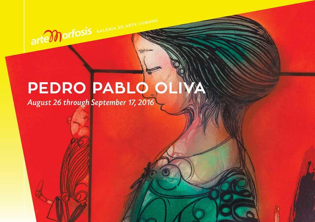 Pedro Pablo Oliva Invitation