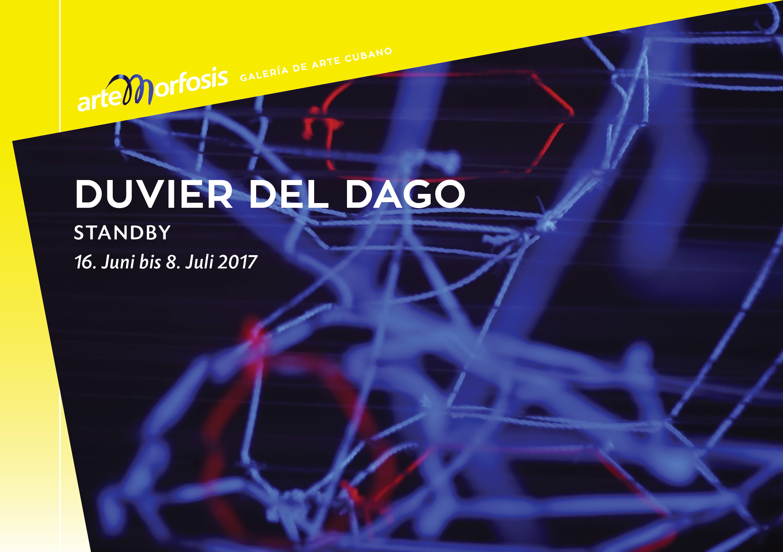 Duvier del Dago - STANDBY - Einladung
