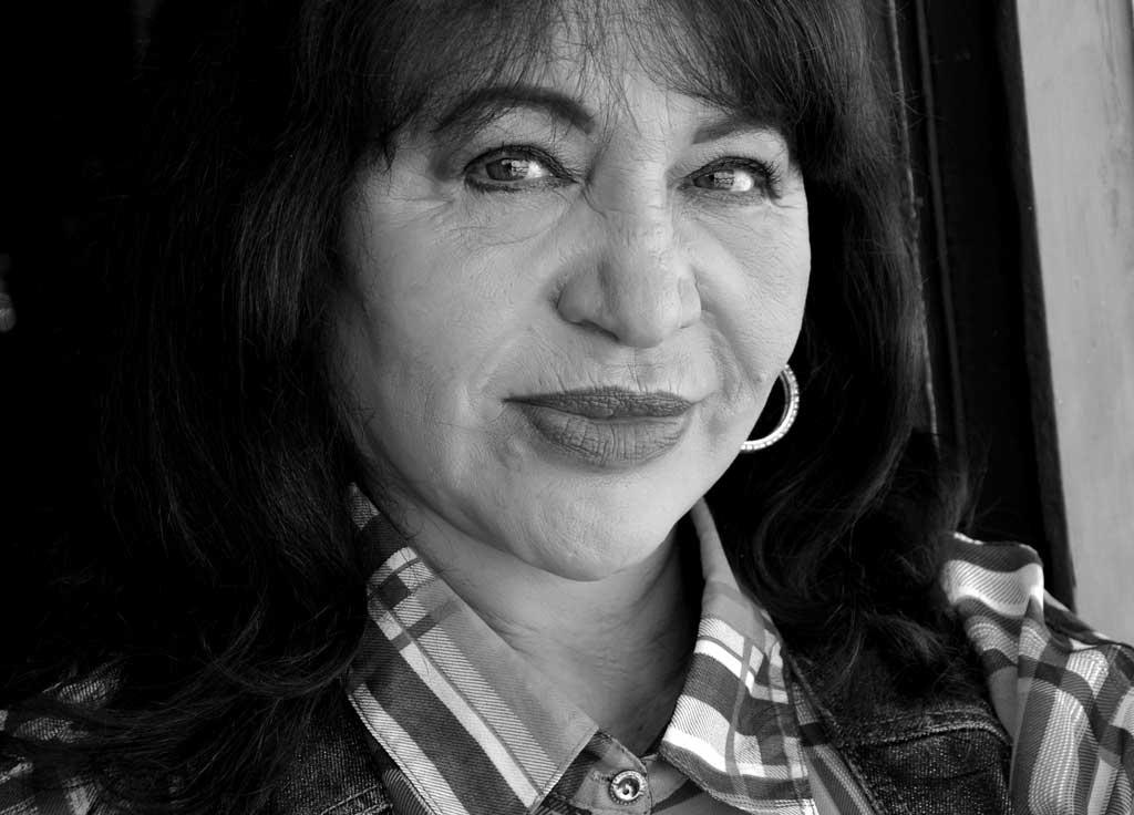 Zaida del Río - Portrait