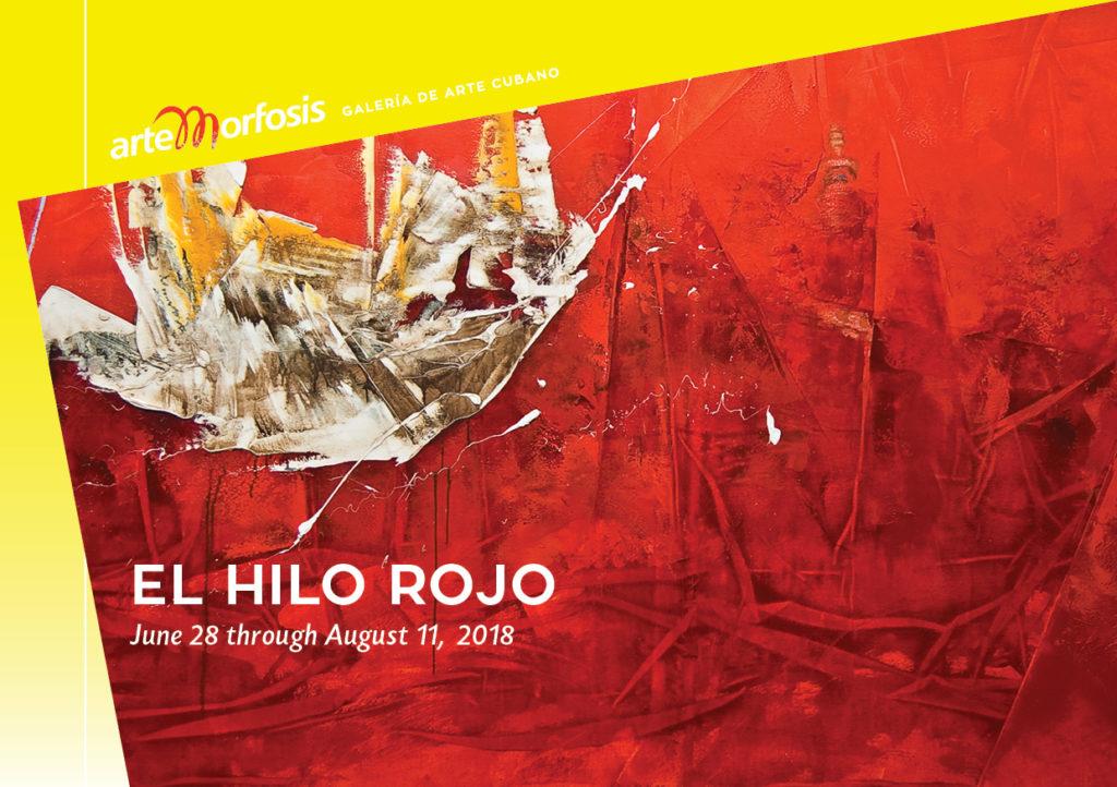 El Hilo Rojo - Curated by Sandra De Giorgi