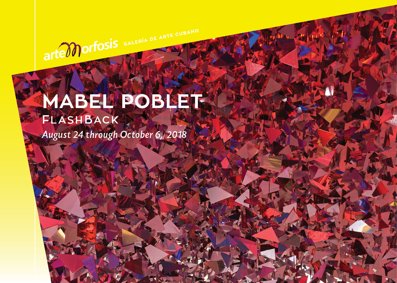 Mabel Poblet- Einladung English