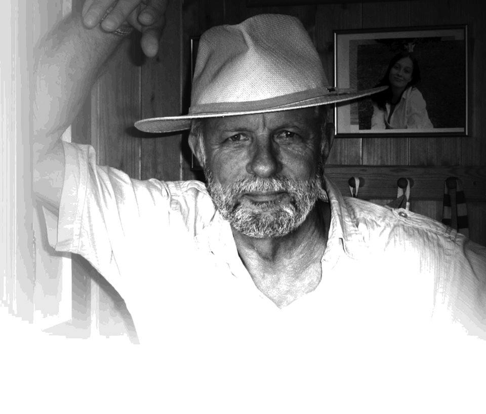 Portrait Alain Rebord